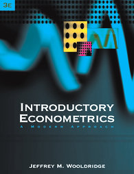 Introductory Econometrics - Wooldridge