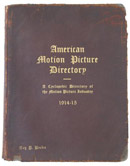 The American Motion Picture Directory