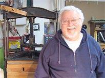 Dave Allen: Book Binder