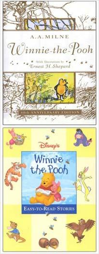 Winnie the Pooh, Old vs New