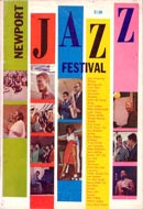 Newport Jazz Festival 1956 by Stanley Kreshower
