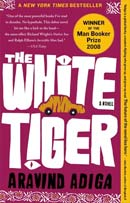 White Tiger by Aravind Adiga