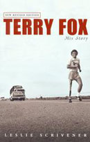 Terry Fox: His Story by Leslie Scrivener