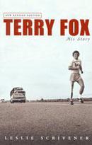 Terry Fox: His Story by Leslie Scrivener