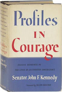 Profiles in Courage by John F Kennedy