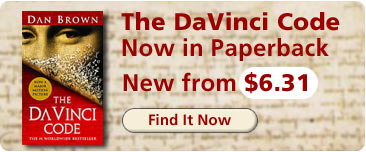 The Da Vinci Code in Paperback From $6.31