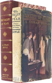 Valley of Fear: A Sherlock Holmes Novel