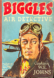 Biggles - Air Detective