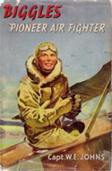 Biggles Pioneer Air Fighter 1954