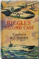 Biggles' Second Case