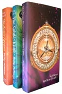 His Dark Materials - signed set by Philip Pullman