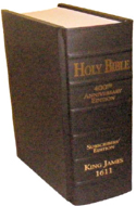 1611 King James Great He Bible