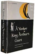 A Connecticut Yankee in King Arthur's Court by Samuel Langhorne Clemens