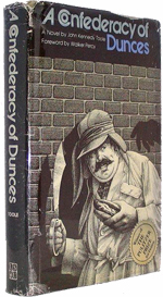 A Confederacy of Dunces by John Kennedy Toole - sold for $7,500