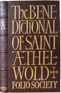 The Benedictional of Saint Aethelwold