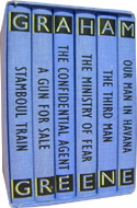 The Complete Entertainments (6 vols) by Graham Greene