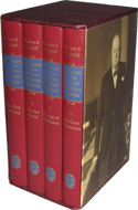 A History of the English-Speaking Peoples (4 vols) by Winston Churchill