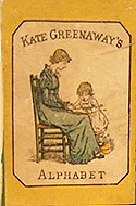 Kate Greenaway�s Alphabet
