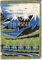 The Hobbit or There and Back Again by J.R.R. Tolkien - Sold for $20,447
