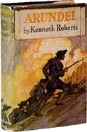 Arundel by Kenneth Roberts, Illustrated by N.C. Wyeth