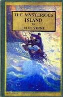 The Mysterious Island by Jules Verne, Illustrated by N.C. Wyeth