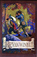 Rip Van Winkle by Washington Irving, Illustrated by N.C. Wyeth