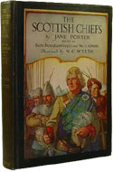 The Scottish Chiefs by Jane Porter, Illustrated by N.C. Wyeth