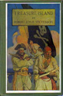 Treasure Island by Robert Louis Stevenson, Illustrated by N.C. Wyeth