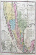 A map of the United States of Mexico, 1847
