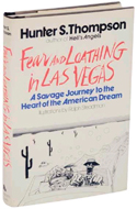 Fear and Loathing in Las Vegas by Hunter S. Thompson, signed