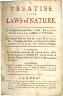 A Treatise of the Laws of Nature by Richard Cumberland