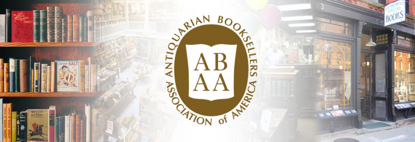The Antiquarian Booksellers' Association of America