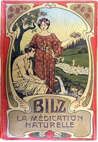 La Nouvelle Medication Naturelle by Friedrich Eduard Bilz