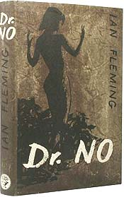 Dr. No - 1958 first UK Edition by Ian Fleming