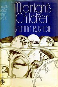 Midnight's Children by Salman Rushdie - sold for $3,998