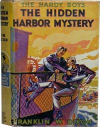 Hardy Boys: Hidden Harbor Mystery