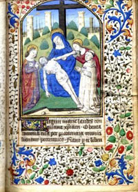 Breviary, Book of Hours