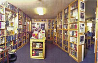 Inside Mystery Pier Books