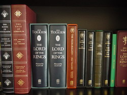 Rare Tolkien editions