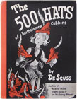 500 Hats of Bartholomew Cubbins by Dr. Seuss