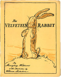 The Velveteen Rabbit, Or How Toys Became Real by Margery Williams