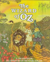 The Wizard of Oz illustrated by Michael Hague