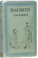 UK 1956 Fifth Impression Dear Brutus
