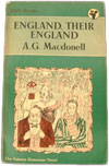 US 1952 Paperback England, Their England