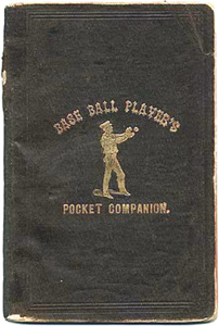 Collecting Early Baseball Books