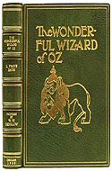 The Wonderful Wizard of Oz by L. Frank Baum