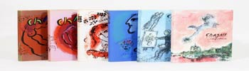 The Lithographs of Chagall