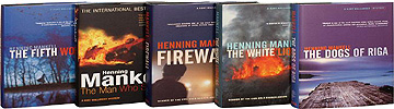 Henning Mankell's Wallander series
