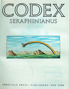 A look inside Codex Seriphinianus