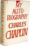 My Auto-Biography by Charles Chaplin